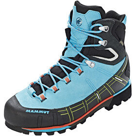 Mammut Kento High GTX Sko Damer sort/turkis